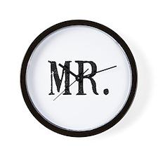 Unique Humor wedding funny Wall Clock