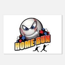 Home Run Postcards (Package of 8)