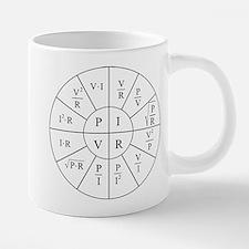 Ohm Wheel 20 oz Ceramic Mega Mug