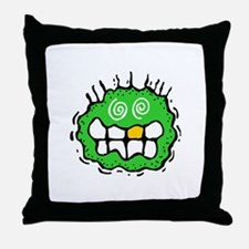 Ugly Mug Throw Pillow