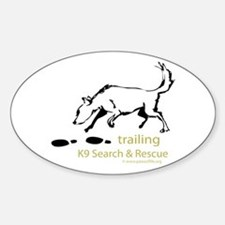 Trailing Sketches Decal