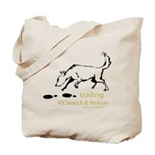 Trailing Sketches Tote Bag