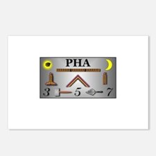 PHA Working Tools Postcards (Package of 8)