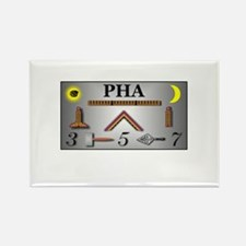 PHA Working Tools Rectangle Magnet