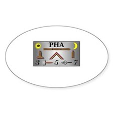 PHA Working Tools Decal