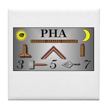 PHA Working Tools Tile Coaster