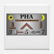 PHA Working Tools Tile Coaster