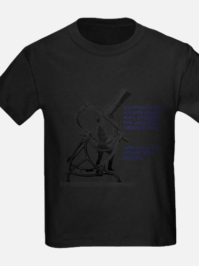 Hubble Quote T-Shirt