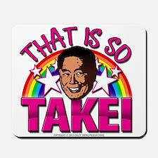 So Takei Mousepad