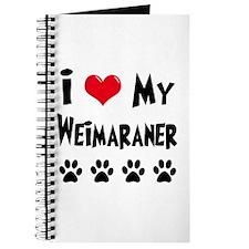 Weimaraner Journal