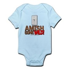 Amish Gone Wild Infant Bodysuit