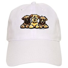 Wheaten Terrier Cartoon Baseball Cap