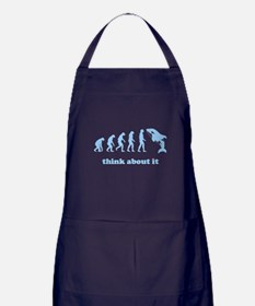 Whale Song Apron (dark)