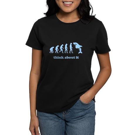 Whale Song Women's Dark T-Shirt