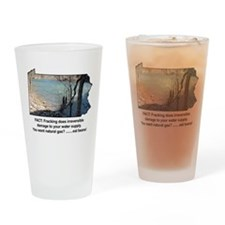 Cute Natural gas Drinking Glass