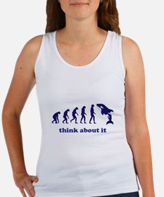 Whale Song Women's Tank Top