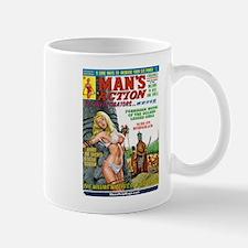 MAN'S ACTION, June 1969 Mug