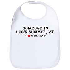 Someone in Lee's Summit Bib