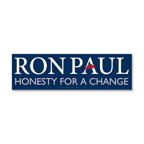 Ron Paul 2012 Car Magnet 10 x 3
