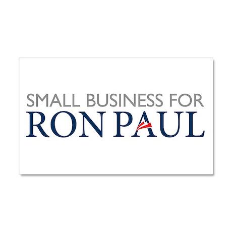 Ron Paul 2012 Car Magnet 20 x 12