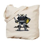 Black Knight Tote Bag