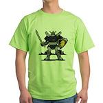 Black Knight Green T-Shirt