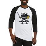 Black Knight Baseball Jersey