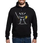Black Knight Hoodie (dark)
