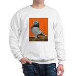 Blue Blondinette Pigeon Sweatshirt