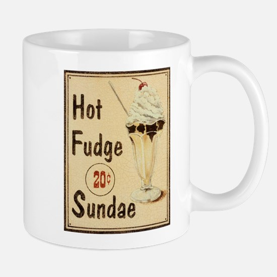 Hot Fudge Sundae Mug