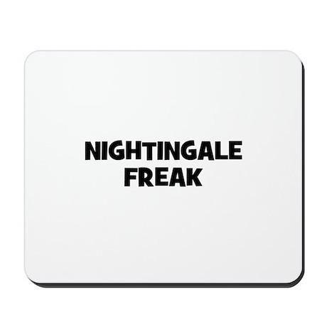 Nightingale Freak Mousepad