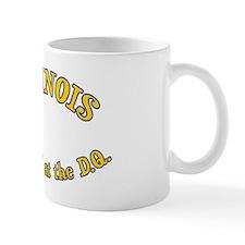 Vintage Illinois Mug