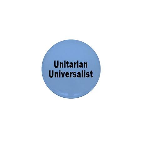 unitarian... Mini Button