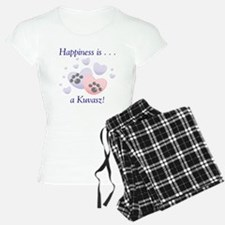 Happiness is...a Kuvasz Pajamas