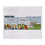 0600 - Rocket secret Throw Blanket