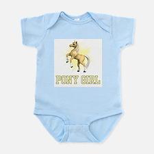 Pony Girl Infant Creeper