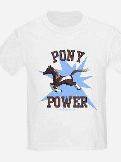 Pony Power Kids T-Shirt