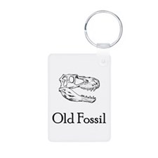 Old Fossil Keychains