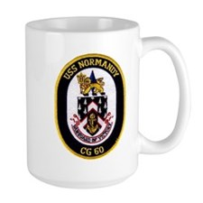 USS Normandy CG 60 Mug