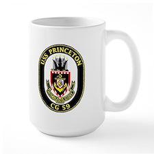 USS Princeton CG 59 Mug