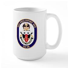 USS Philippine Sea CG 58 Mug