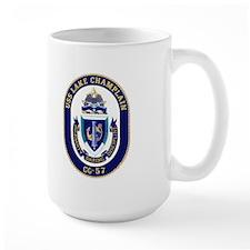 USS Lake Champlain CG 57 Mug