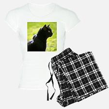 Black Cat profile Pajamas