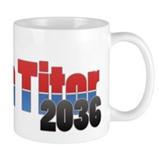 John Titor Mug