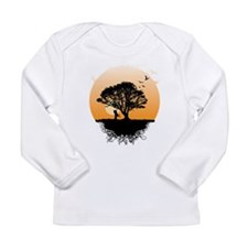 summer love Long Sleeve Infant T-Shirt