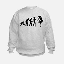 Breakdance evolution Sweatshirt