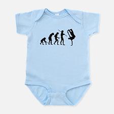 Breakdance evolution Infant Bodysuit