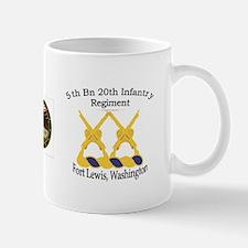 1st Bn 20th Infantry Mug