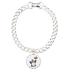 Pride Penguin Bracelet
