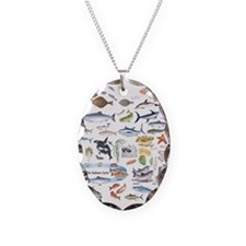 Cute Tropical fish Necklace